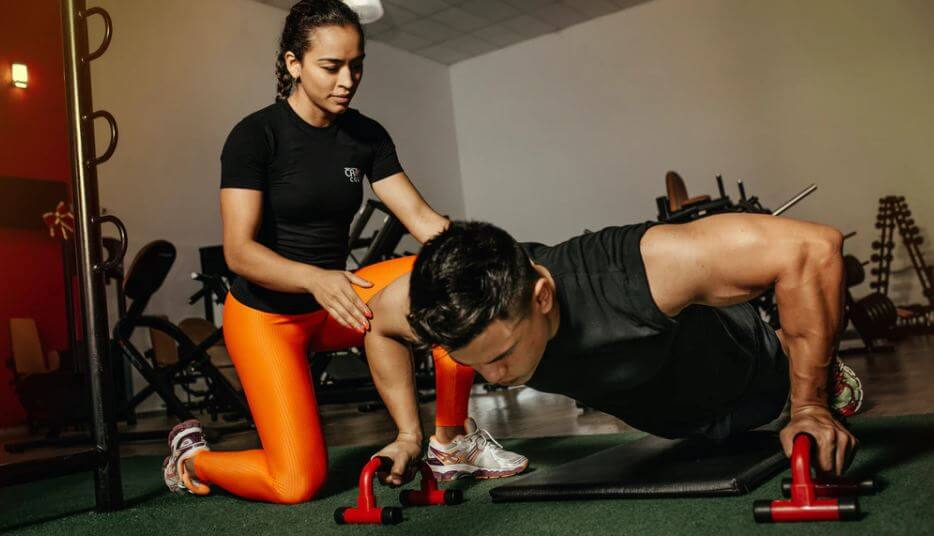 online personal coach fitness